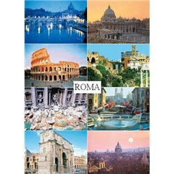 ROMA IN 8 IMAGES