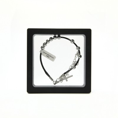 Similpearl bracelet mm6 in square box
