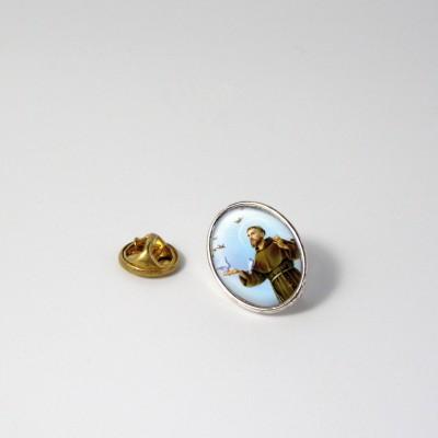 St. Francis - Metal pin