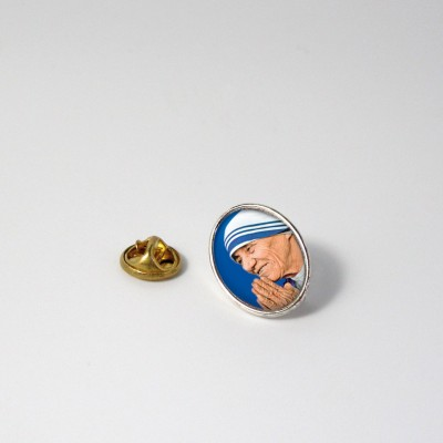 SAINT THERESA OF CALCUTTA - Metal pin