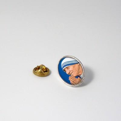 St. Teresa of Calcutta - Metal pin