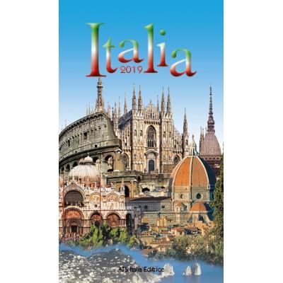 Calendar 7x12 cm ITALY
