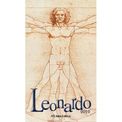 Calendar 7x12 cm LEONARDO