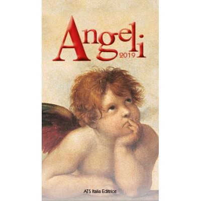 Calendar 7x12 cm ANGELS RAPHAEL