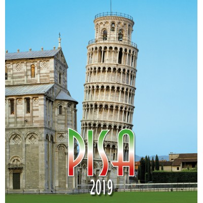 Calendar 32x34 cm - PISA